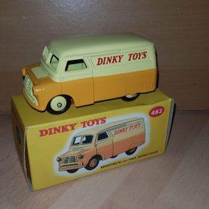 482 - Dinky - Bedford 10cwt. - Van Yellow