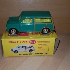197 - Dinky - Morris Mini Traveller