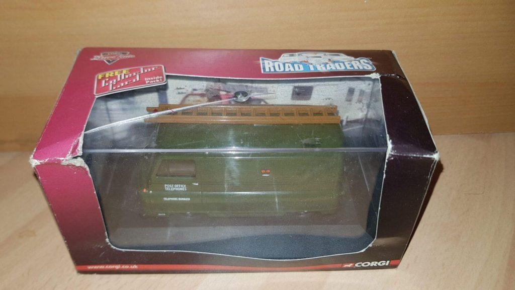 VA10601 Morris - J2 Van - Post Office Telephones - Rogue Traders