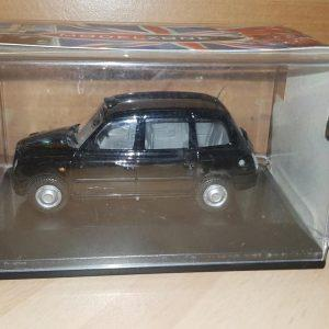 TX4001M - TX4 Taxi - ModelZone - Black