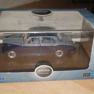 MGZ002 - Oxford Die-cast - MGZB - Steel Blue/Mineral Blue